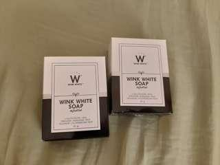 ON HAND Wink White Soap