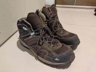 Quechua high cut Hiking Boots $15