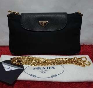 d940050cdcae prada tessuto chain   Luxury   Carousell Philippines