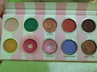 Eyeshadow DOSE COLOURS