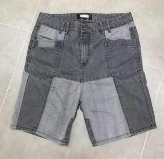 Think Twice Denim Shorts