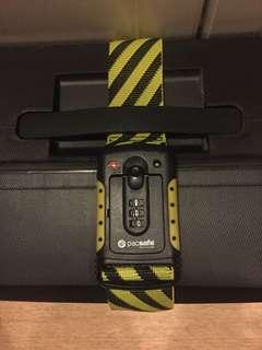 Pacsafe luggage strap