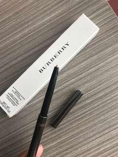 New Original Burberry Gold eyeliner tester