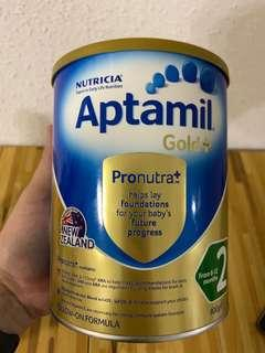 Aptamil Gold+ (Stage 2) - 900g (Made in New Zealand)