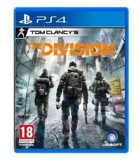The division 全面封鎖