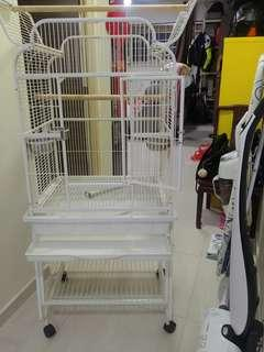 Parrot cage for sale - only serious buyer