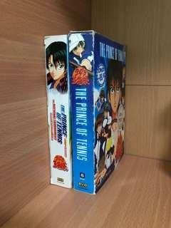 PRINCE OF TENNIS Anime DVD #shero