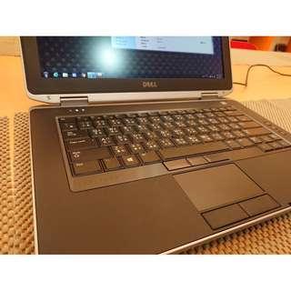 佛心價 桌機效能 DELL E6430 i7 真四核心 不二價$10800 穩定耐操鋁鎂合金