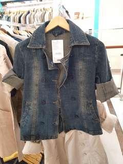 Jaket Jeans import
