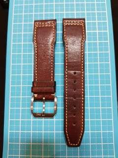 Original IWC Leather Strap (with IWC tang buckle)