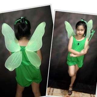 Tinker bell Costume Set