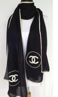 Chanel Cashmere Scarf 🧣
