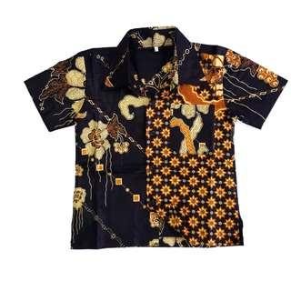 Batik shirt for Boys (1-3 years old)