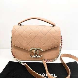 Authentic Pre-loved Chanel Cuba Collection CC Collection