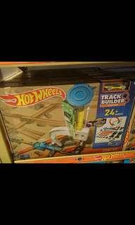 Hot wheels set- played only once