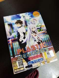 [Anime]Plastic Memories DVD