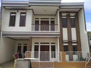 Rumah Megah 2 Lantai Siap Huni Jl. Belimbing,  Jagakarsa