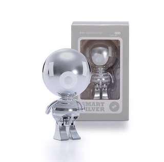101 Damper Baby Figure (Silver)