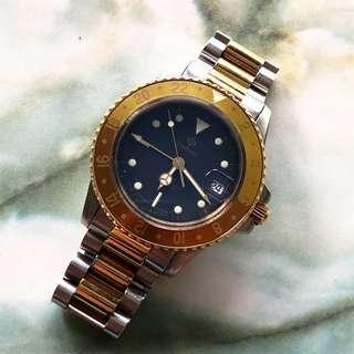 [CLEARANCE] Zodiac GMT Rootbeer
