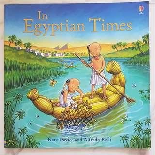 Usborne In Egyptian Times