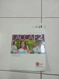 ACCA F2 Revision Kit