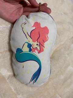 小魚仙 Ariel 筆袋 化妝袋