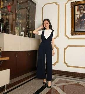 Atasan Plus Jumpsuit