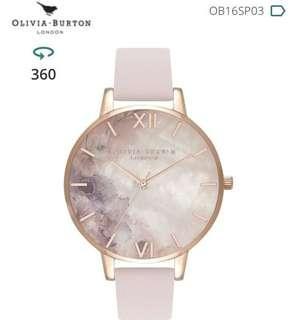🚚 [INSTOCK] Olivia Burton Semi Precious Blossom, Rose Gold (38mm)