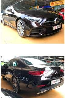 Mercedes Benz CLS450 Coupe AMG Line