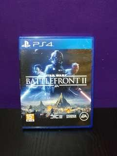PS4 star war  battlefront2