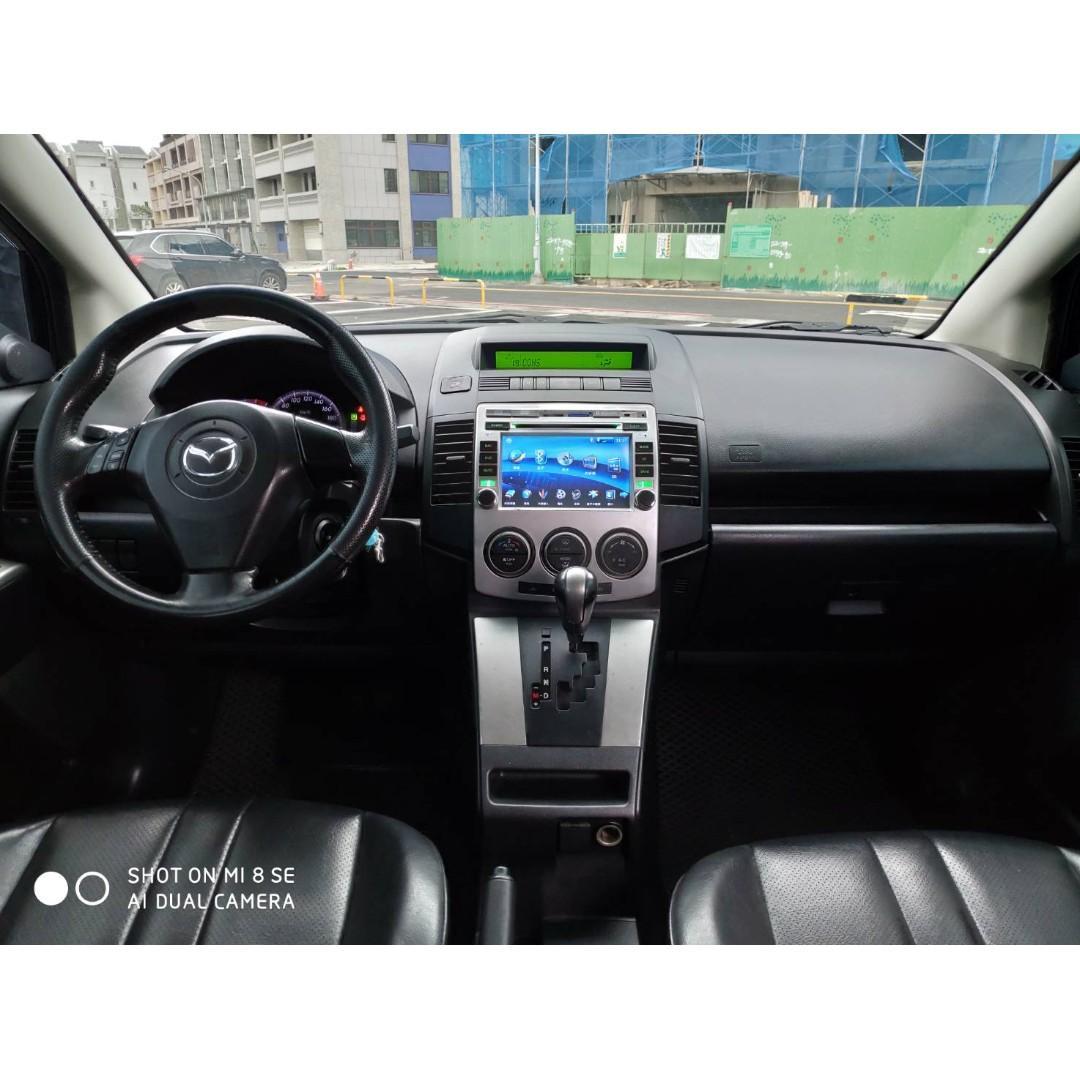 2011 Mazda 5 七人座