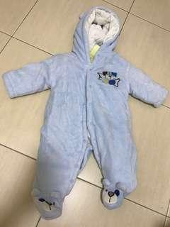 Baby Winter jumpsuit - 9 months