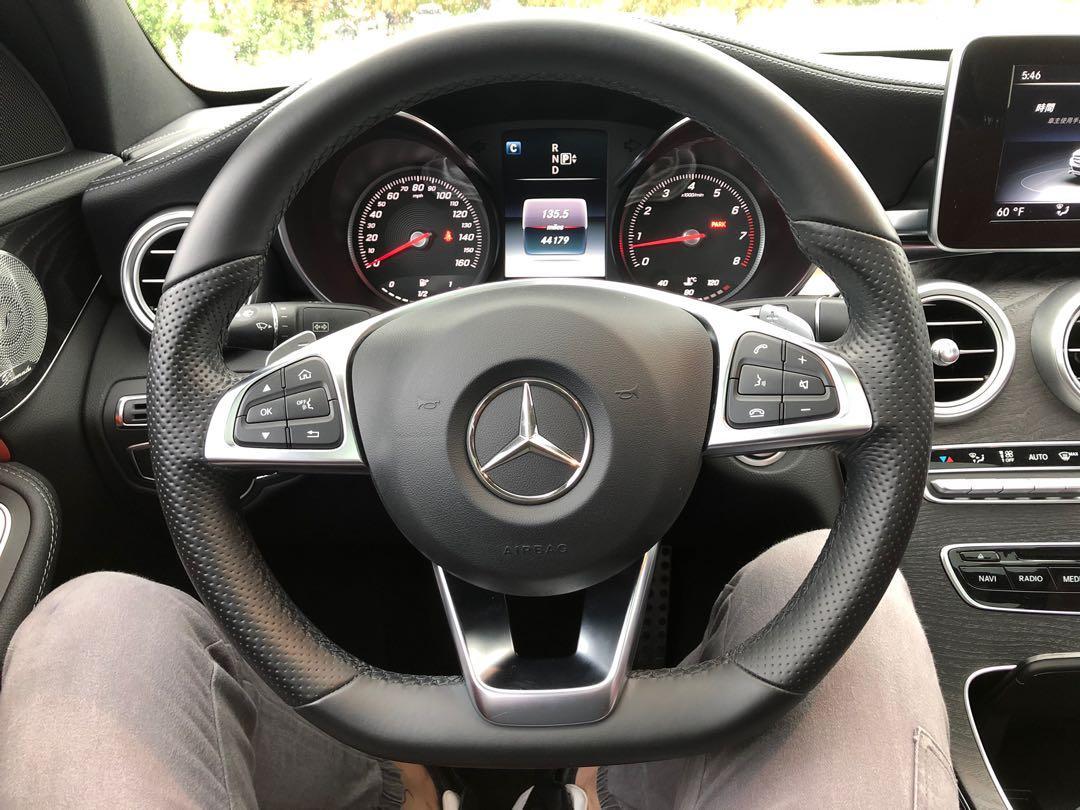 2015年 Benz C300AMG 2.0L