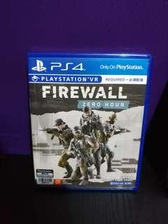 ps4 vr firewall