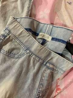 H&m kids washed jeans