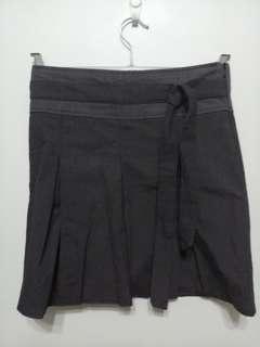 🚚 Black Ribbon Skirt