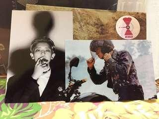 EXO DMUMT 4x6 PHOTO SET (CHANYEOL AND SUHO)