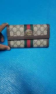 100%Real and  new  Gucci wallet