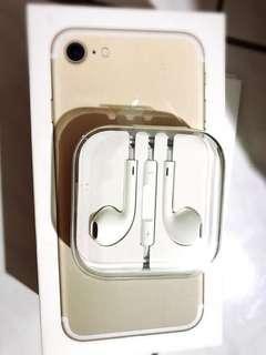 🚚 Iphone 6s 原廠圓頭耳機 Original Apple Earpods 3.5mm Headset