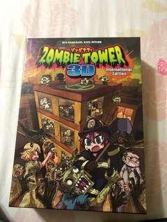 Zombie tower 3D (KS) 桌遊 殭屍塔