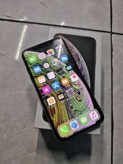 iPhone XS 256GB Mulus Fullset lengkap