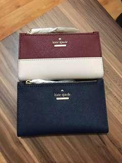 Kate Spade Wallet 短銀包