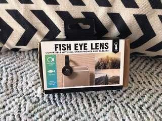 🚚 Fish eye lens for camera phone
