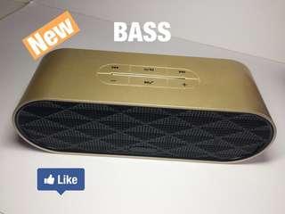 Wireless Speaker (strong bass)