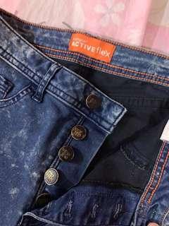 Freshgear denim pants
