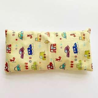 🚚 ⭐️Bean Sprout Husk Pillow / Beanie Pillow , Imported Fabric ( 100% Handmade 100% Cotton , Premium Quality!) 15 x 30 cm car 🚘