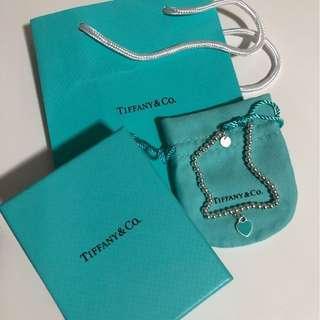 🚚 Tiffany & Co. Return to Tiffany Bracelet