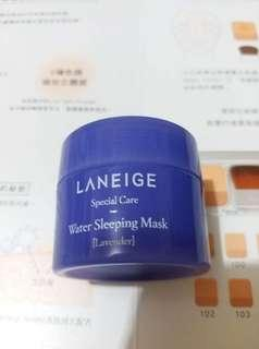 Laneige  Mask'15mL  20元