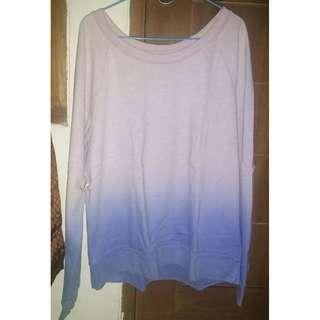 Ombre Sweater (Purple)