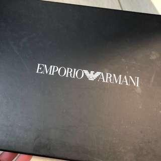 🚚 Armani shoes